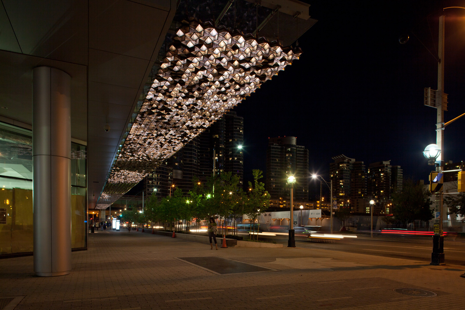 Canopy & Canopy / Work / United Visual Artists