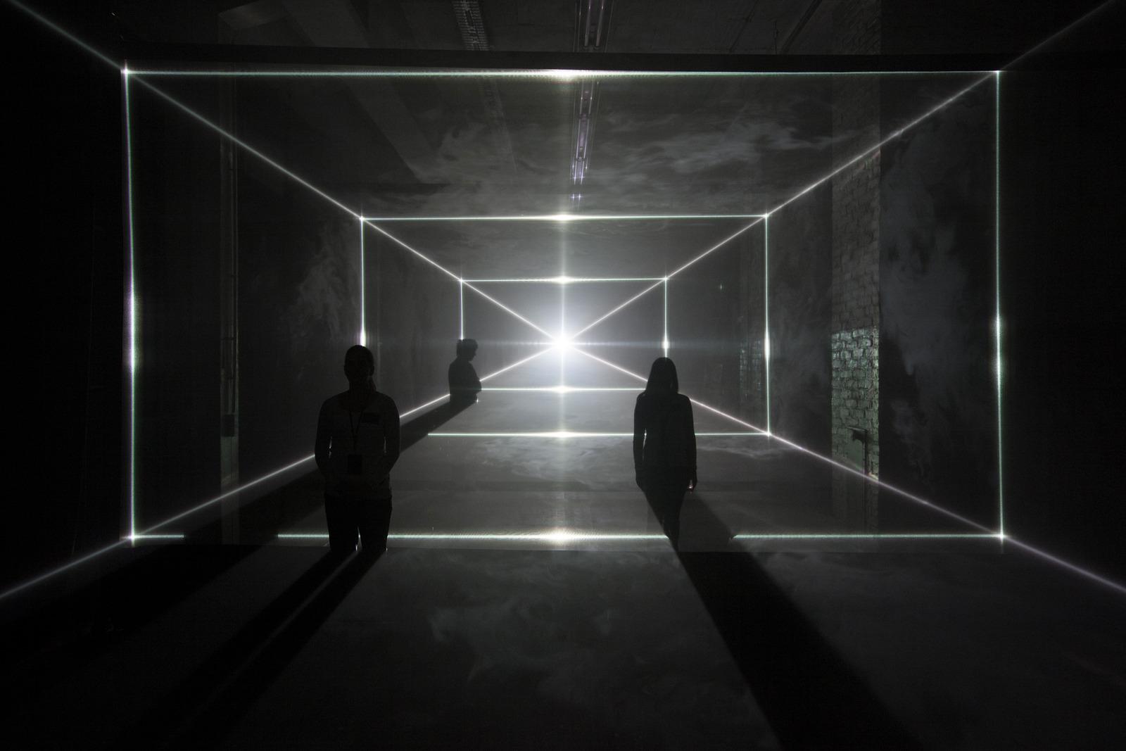 Vanishing Point Work United Visual Artists